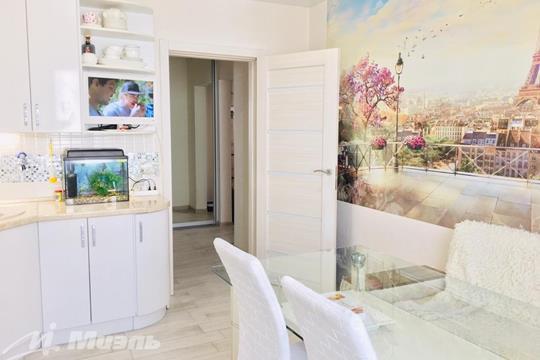 2-комн квартира, 63 м2, 7 этаж
