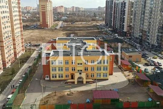 1-комн квартира, 41 м2, 11 этаж