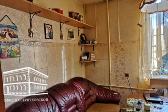 2-комн квартира, 55.7 м2, 4 этаж