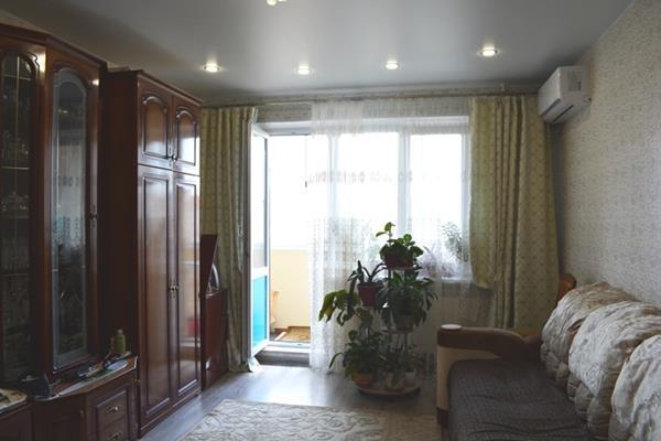 1-комн квартира, 42 м2, 15 этаж - фото 1
