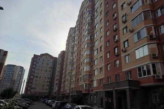 1-комн квартира, 26 м2, 14 этаж