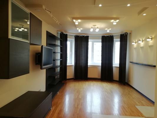 4-комн квартира, 104 м2, 4 этаж - фото 1