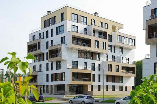 1-комн квартира, 55.05 м2, 5 этаж