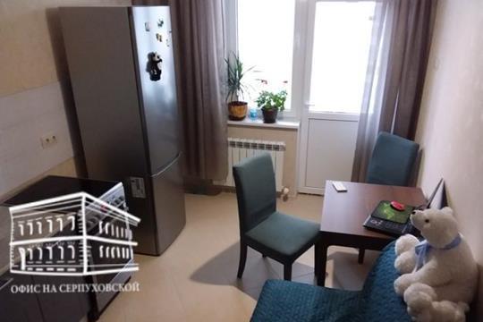 1-комн квартира, 39.6 м2, 5 этаж