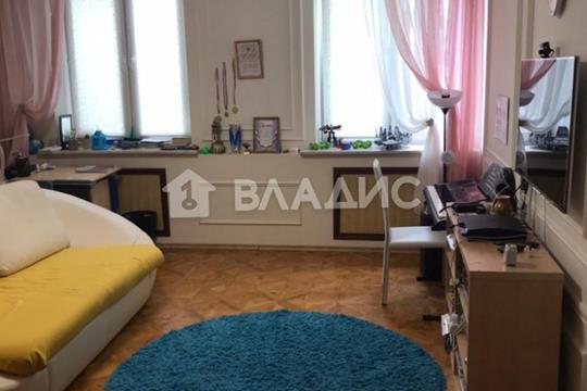 3-комн квартира, 72.6 м2, 3 этаж