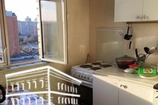 1-комн квартира, 38 м2, 12 этаж