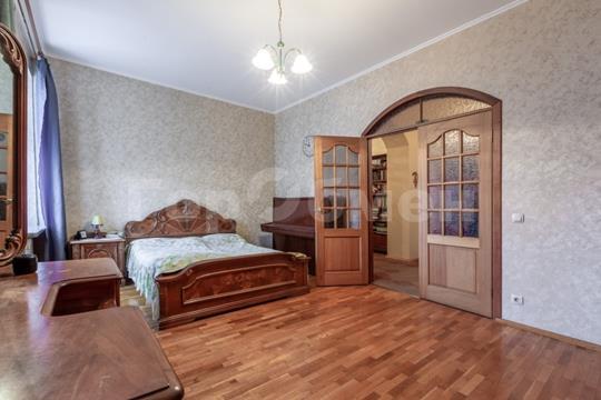 4-комн квартира, 141.5 м2, 5 этаж