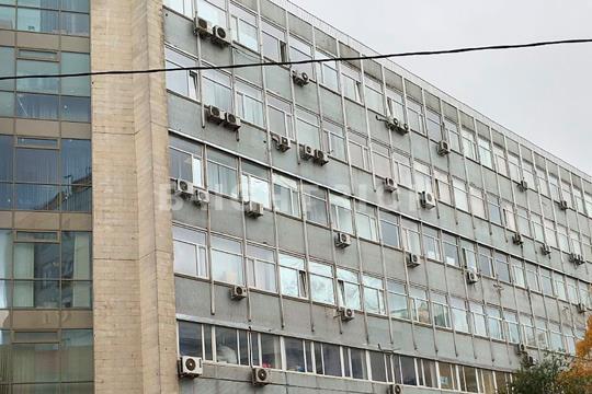 Офис, 107 м2, класс B