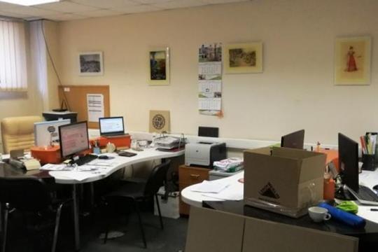 Офис, 36 м2, класс A