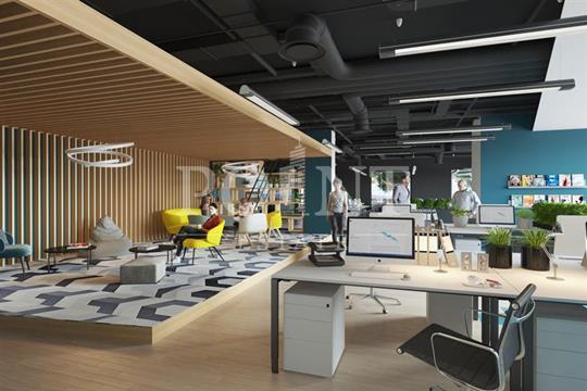 Офис, 2150 м2, класс A+