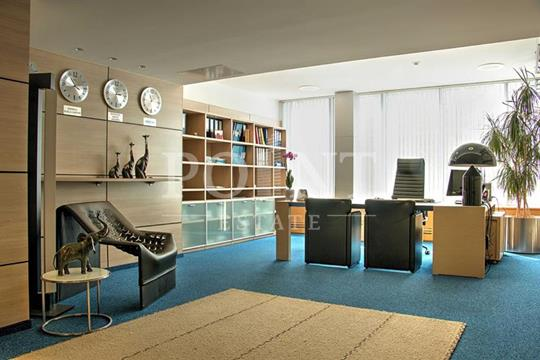 Офис, 1182.3 м2, класс B+