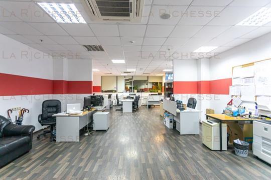 Офис, 530 м2, класс B+