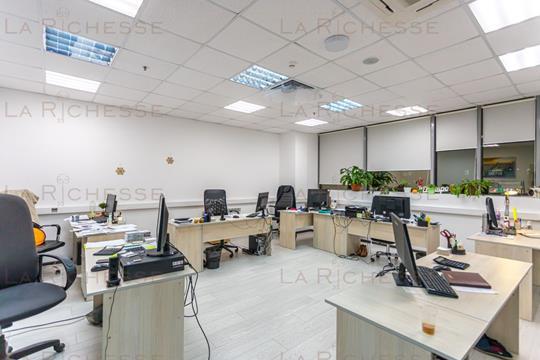 Офис, 587 м2, класс B+