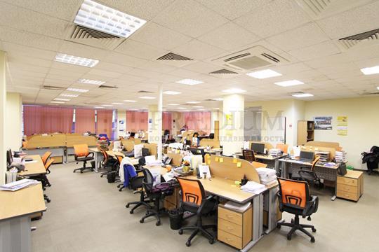 Офис, 689 м2, класс B