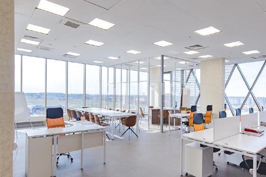 Офис, 130 м2, класс A