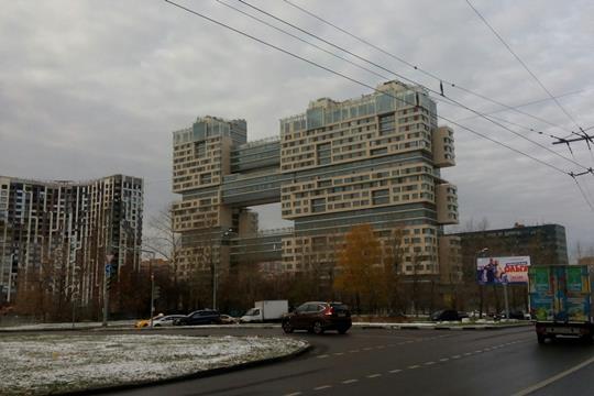 3-комн квартира, 122 м2, 16 этаж