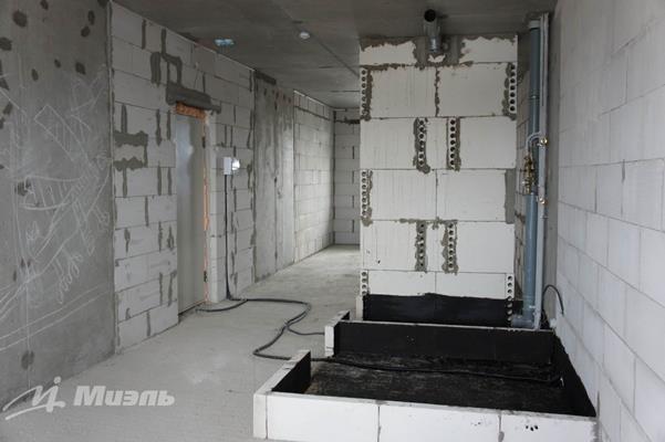 2-комн квартира, 48.6 м2, 6 этаж - фото 1