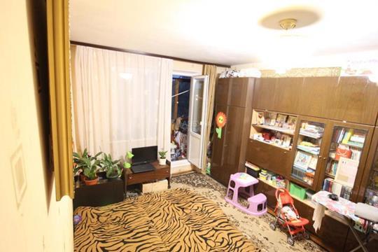 2-комн квартира, 50.6 м2, 5 этаж
