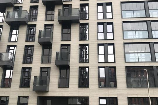 4-комн квартира, 125 м2, 14 этаж