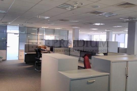 Офис, 1583 м2, класс A