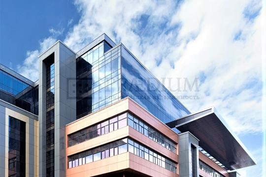 Офис, 117 м2, класс B+