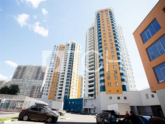 3-комн квартира, 98.4 м2, 5 этаж - фото 1