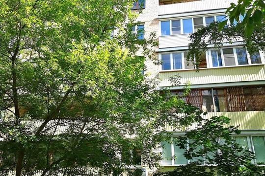 2-комн квартира, 38.5 м2, 1 этаж