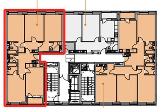 4-комн квартира, 108.5 м<sup>2</sup>, 14 этаж_1