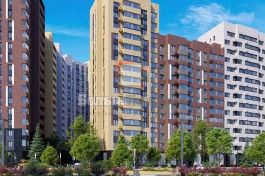 3-комн квартира, 73.8 м2, 10 этаж