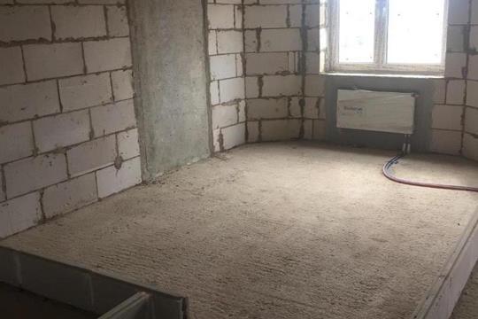 1-комн квартира, 38.8 м2, 6 этаж
