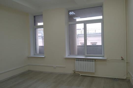 Офис, 23.1 м2, класс C