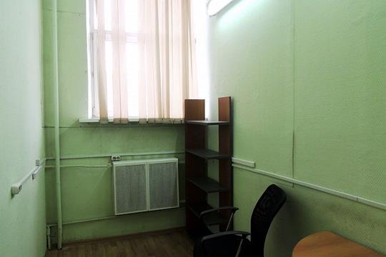 Офис, 32.9 м2, класс B
