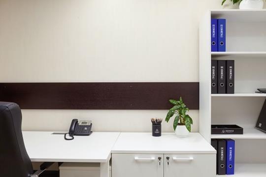 Офис, 37 м2, класс A+