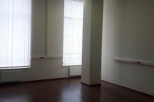 Офис, 45.7 м2, класс B+