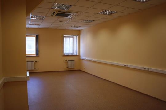 Офис, 55 м2, класс B
