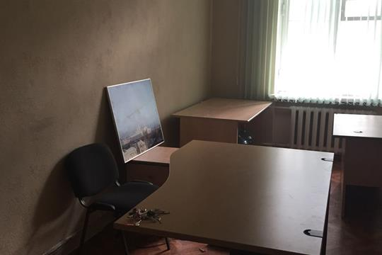 Офис, 17.8 м2, класс C