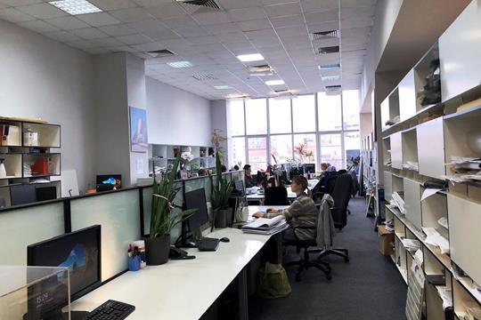 Офис, 667.35 м2, класс B