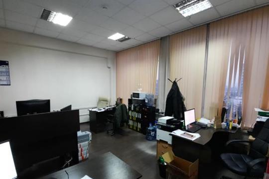 Офис, 24.4 м2, класс B