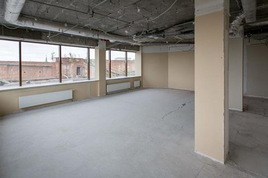 Офис, 82.1 м2, класс B+
