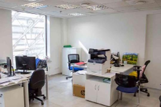 Офис, 132 м2, класс B+