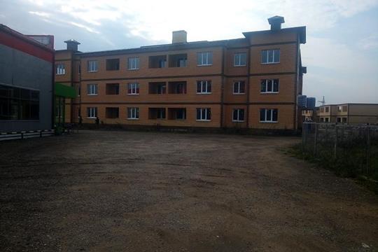 3-комн квартира, 38 м2, 1 этаж