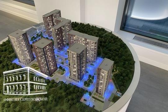 1-комн квартира, 42.9 м2, 8 этаж