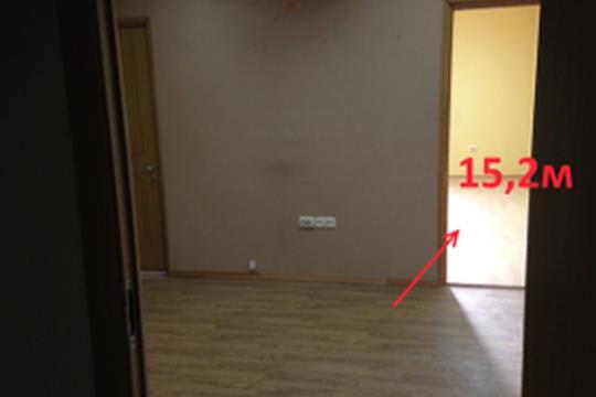 Офис, 15.2 м2, класс C