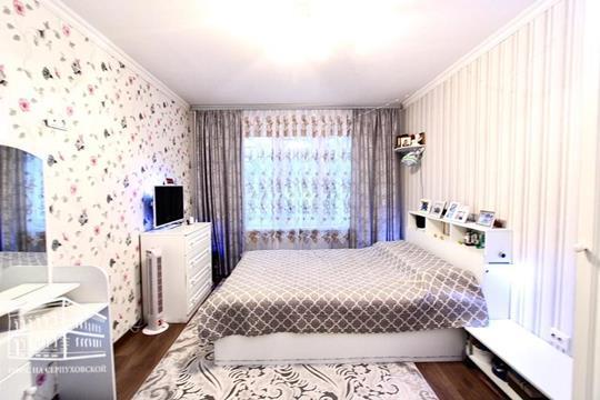 2-комн квартира, 47.2 м2, 1 этаж