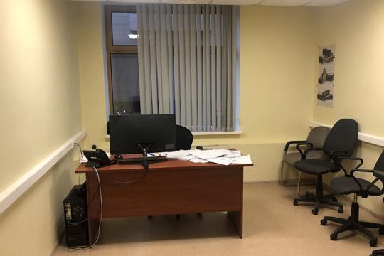 Офис, 190 м2, класс B+