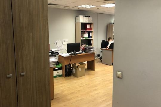 Офис, 122 м2, класс B+