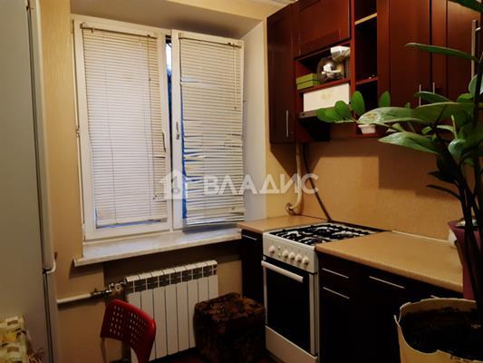 2-комн квартира, 44 м2, 1 этаж - фото 1