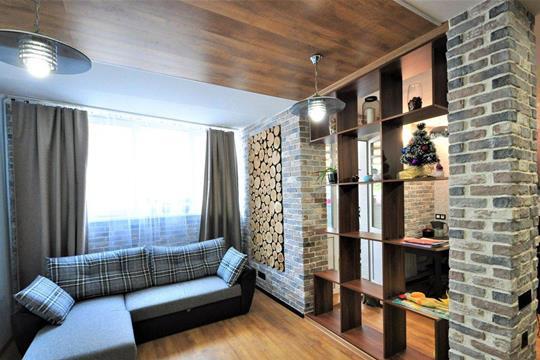 1-комн квартира, 49 м2, 7 этаж