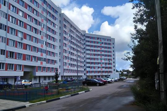 1-комн квартира, 36.82 м2, 5 этаж