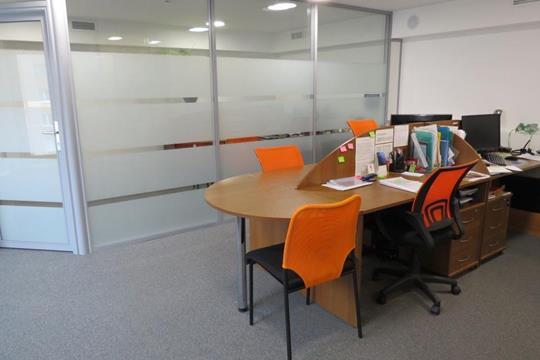 Офис, 53 м2, класс A
